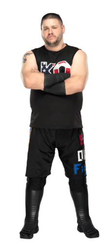 Kevin Owens Height, Weight, Age, Biceps Size, Body Stats