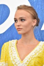 Lily-Rose Depp height and weight 2017