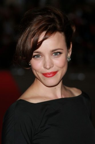 Rachel McAdams height and weight 2017