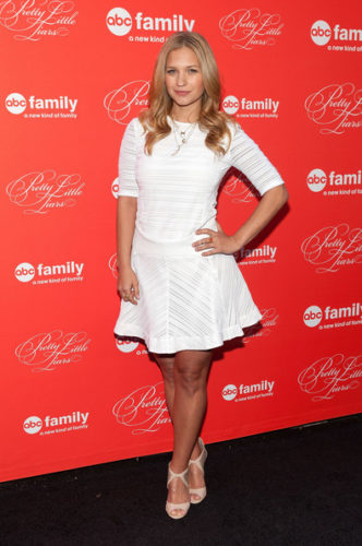 Vanessa Ray Measurements, Height, Weight, Bra Size, Age, Wiki
