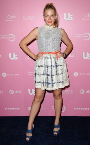 Busy Philipps Measurements, Height, Weight, Bra Size, Age, Wiki