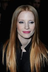 Jessica Chastain height and weight