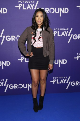 Candice Patton height and weight