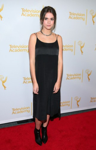 Maia Mitchell height and weight