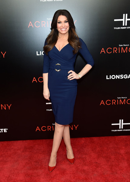 Kimberly Guilfoyle height and weight