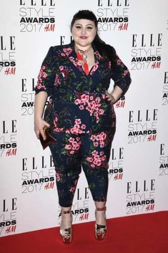 Beth Ditto height and weight