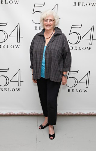 Betty Buckley height and weight