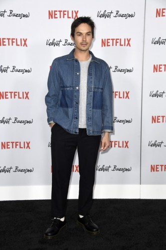 Tyler Blackburn upcoming films birthday date affairs