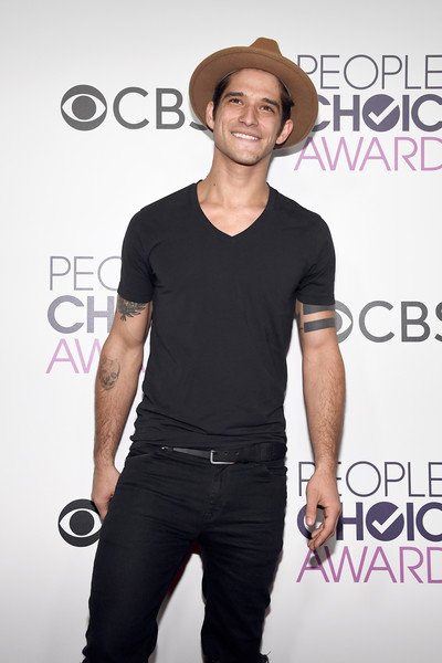 Tyler Posey Chest Biceps size