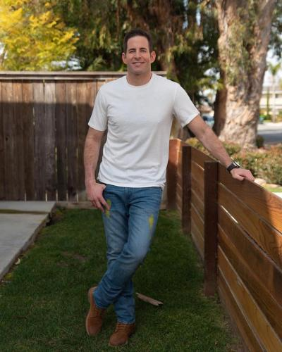 Tarek El Moussa height and weight 2017