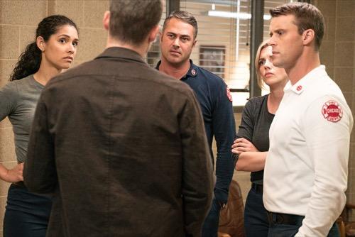 "Chicago Fire Recap 10/16/19: Season 8 Episode 4 ""Infection, Part 1"""