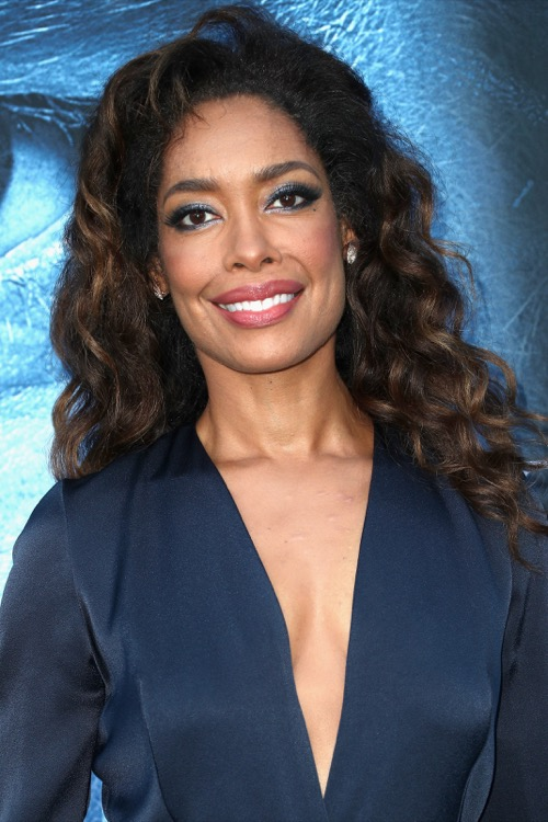 Laurence Fishburne And Gina Torres Split: Ex-Wife Spotted Kissing Another Man