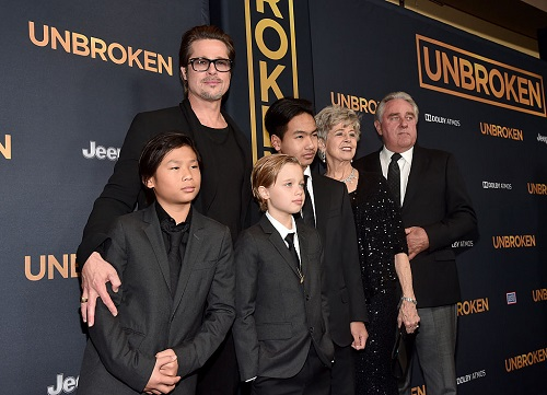 Angelina Jolie Refuses to Allow Brad Pitt to Celebrate Father's Day With Jolie-Pitt Kids