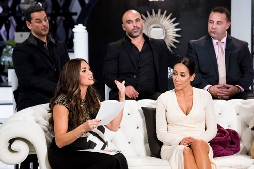 "The Real Housewives of New Jersey Recap 11/11/14: Season 6 Episode 18 ""Reunion Part 3"""
