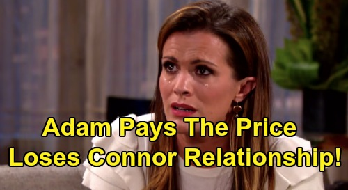 The Young and the Restless Spoilers: Adam