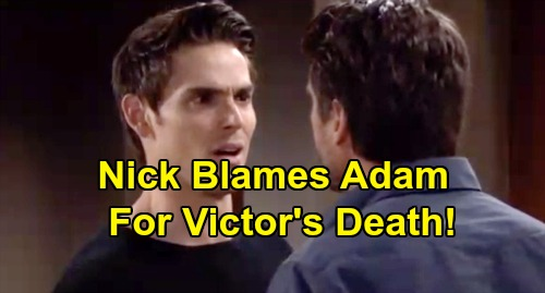 The Young and the Restless Spoilers: Week of September 16 Preview - Victor