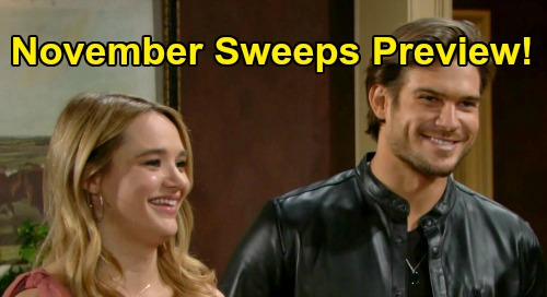 The Young and the Restless Spoilers: Hot November Sweeps Preview - Explosive Secrets, Brutal Betrayals and Romantic Shockers