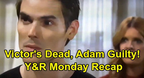 The Young and the Restless Spoilers: Monday, September 16 Recap - Victor