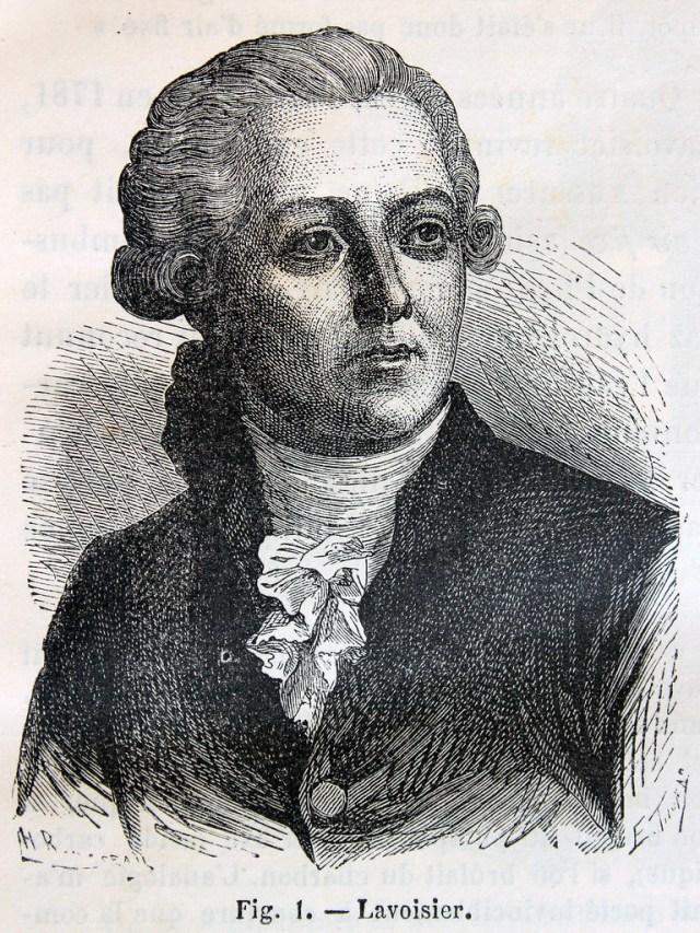 Antoine Lavoisier Biografía Corta Hechos Relevantes