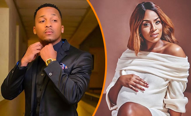 Jessica Nkosi now a mother after being impregnated by Uzalo actor