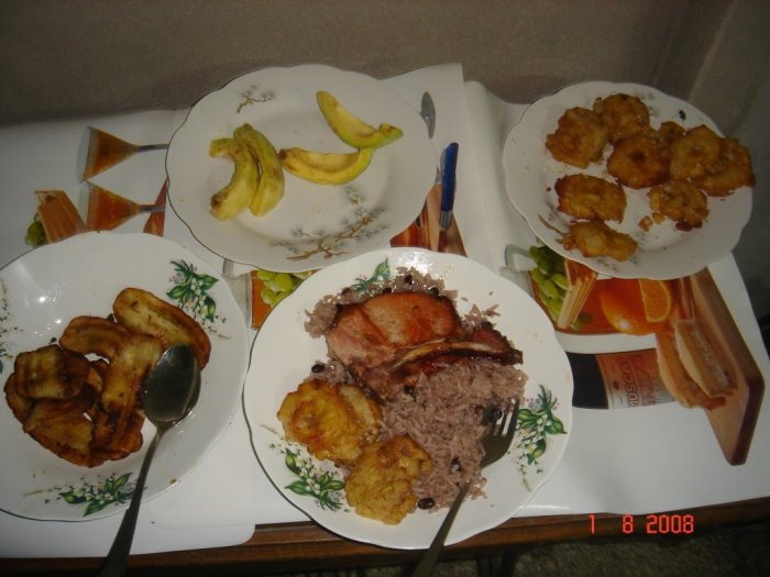 Cuba food