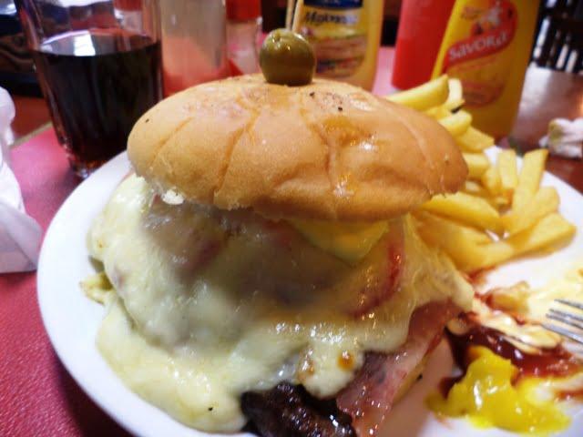 güney amerika yemek