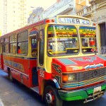 transportación urbana Asuncion Paraguay