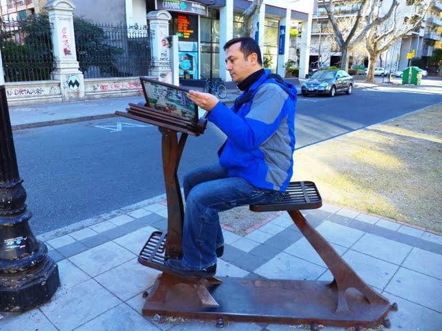 Rosario Arjantin darbesi