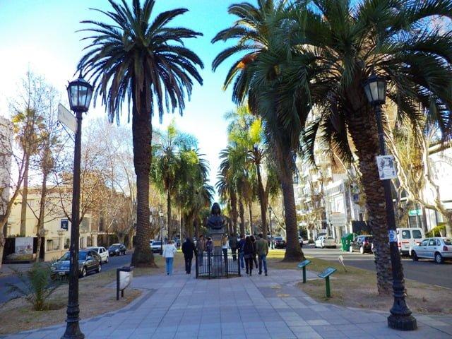 Boulevard Nicasio Oroño Rosario Argentina