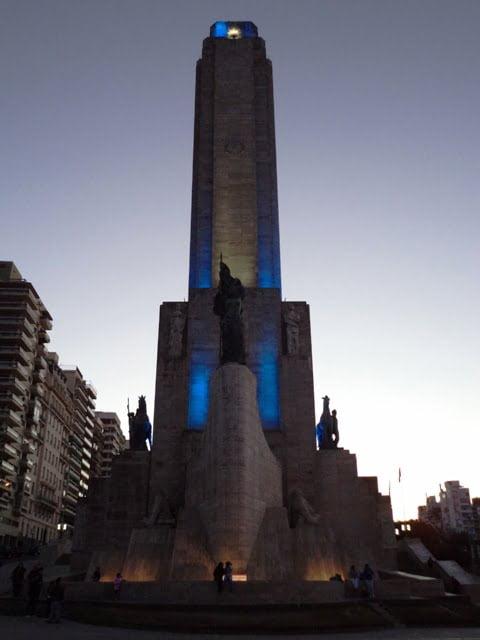 arjantin anıtlar