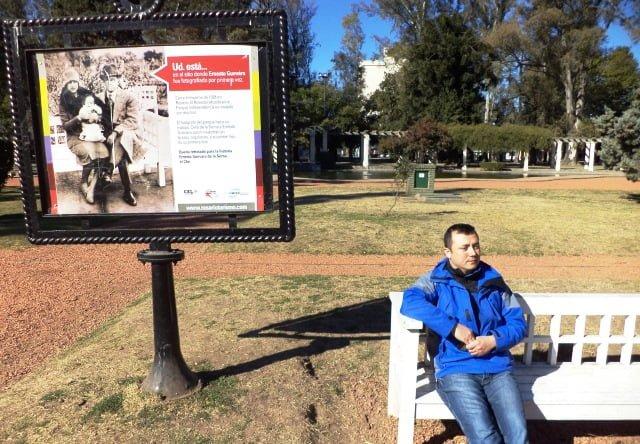 Che Guevara memleketi Rosario Arjantin