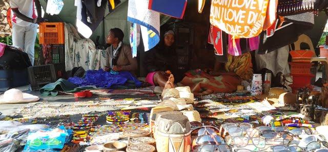 afrika alışveriş