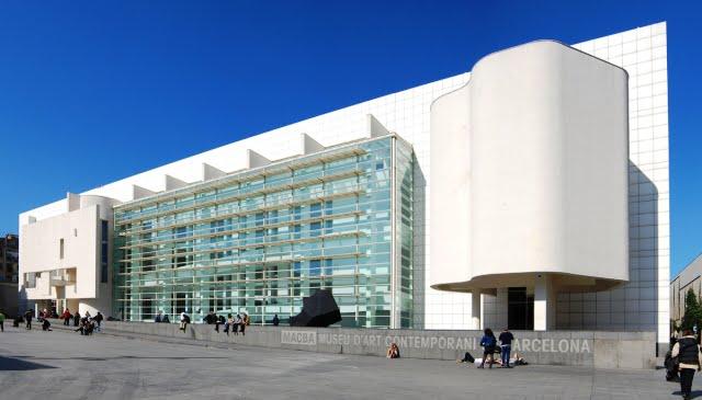 Barcelona sanat müzesi İspanya