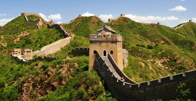 Çin Seddi uzunluğu kilometre