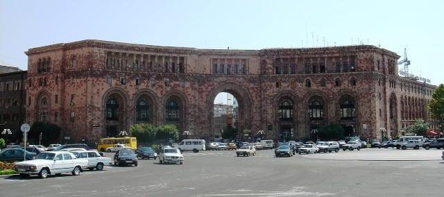Erivan gezi notları