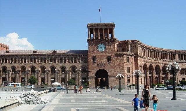 Ermenistan gezilecek yerler