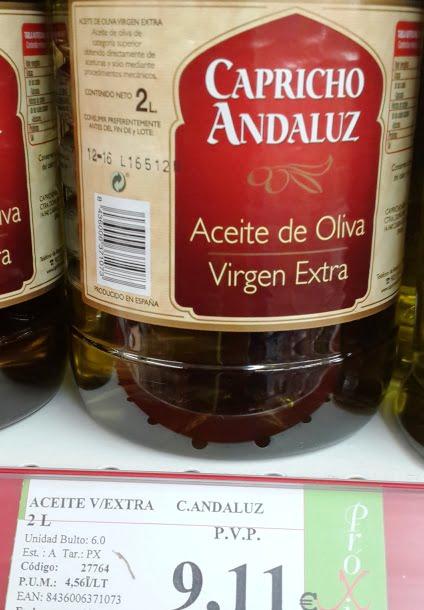 İspanya fiyatlar