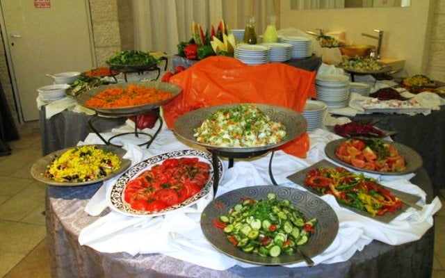 İsrail mutfağı