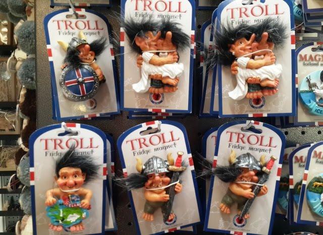 İzlanda trol