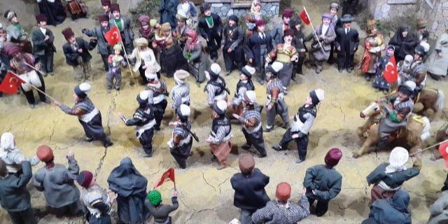 Minyatür Kurtuluş Müzesi gezilecek yerler