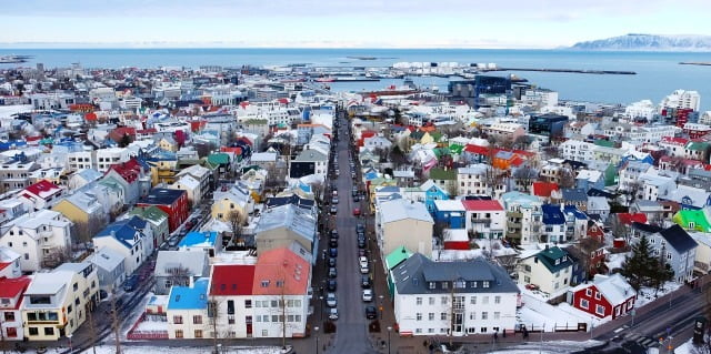 Reykjavik gezi rehberi