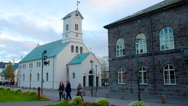Reykjavik turistik yerler