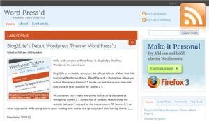 Wordpress Admin Inside Out