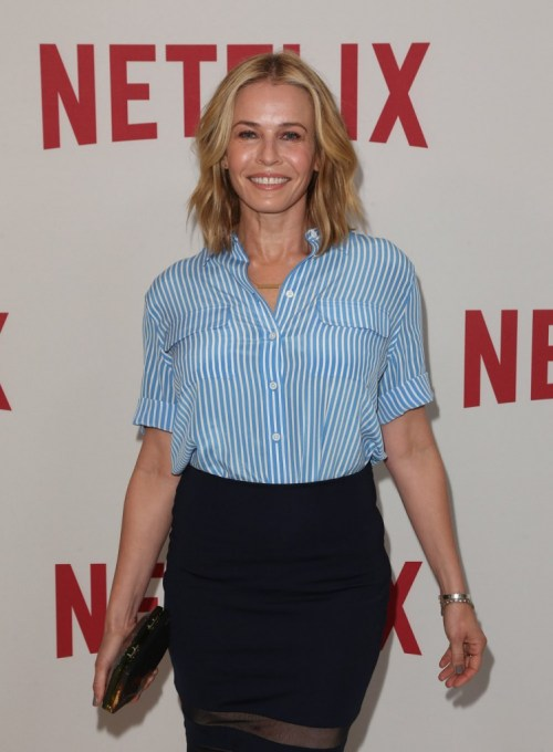 Netflix's Rebels and Rule Breakers Luncheon and panel celebrating the women of Netflix