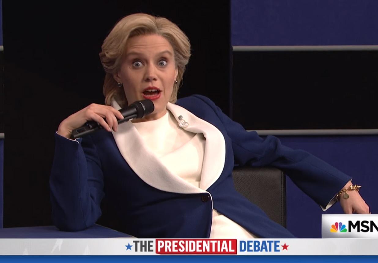 Il ` SNL raggira il secondo dibattito presidenziale, più ` Melania fa la limonata