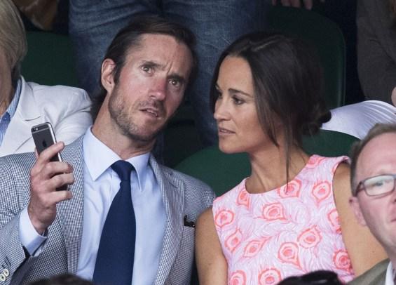 I genitori di Pippa Middleton ospiteranno il suo ricevimento nuziale alla loro proprietà terriera del `