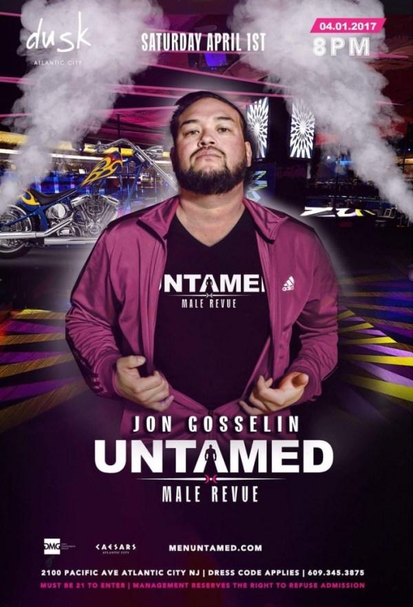 Jon Gosselin sta lavorando come estrattore maschio: Controllo del ` fuori, il mio grande debutto