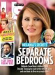 Us Weekly: I pugni del bambino & di Melania non dormono nello stesso letto o nella stessa stanza