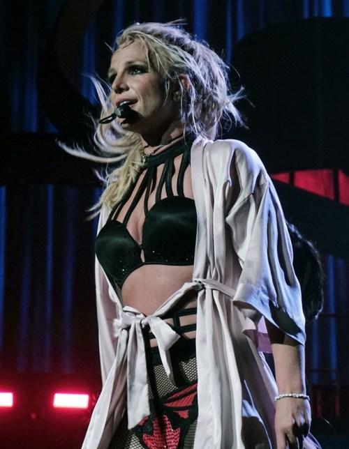 Britney Spears sta concludendo la sua residenza di Las Vegas a dicembre