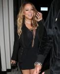 Mariah Carey ha rotto con il suo ragazzo di sostegno del ballerino, Bryan Tanaka